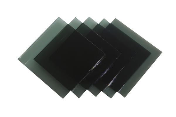 Verre Simple Teinté Gris 5 & 6 mm Image