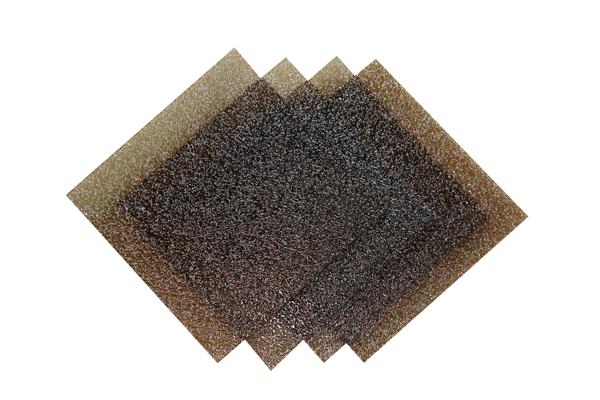 Verre Crépi Bronze 5mm Image