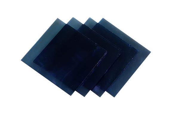 Verre Réfléchissant Stopsol Bleu 5mm Image