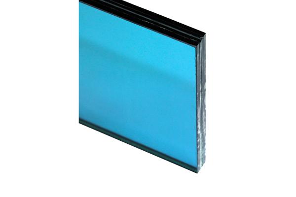 Verre Feuilleté Stratobel Bleu 10 mm Image