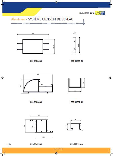 Système Cloison de Bureau page 1 Image