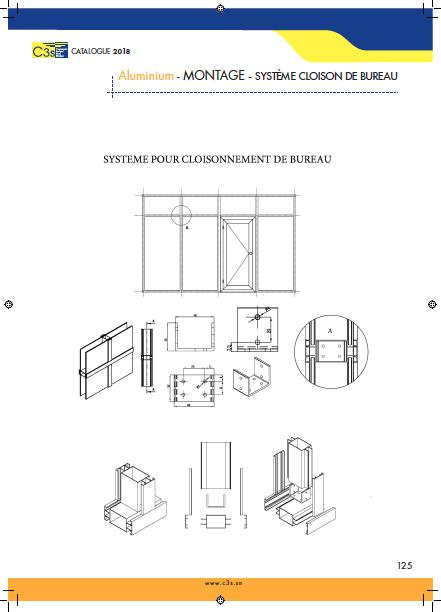 Système Cloison de Bureau page 2 Image