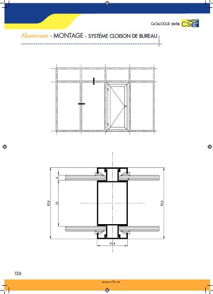 Système Cloison de Bureau page 3 Image