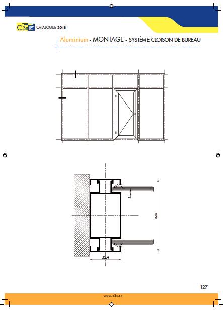 Système Cloison de Bureau page 4 Image