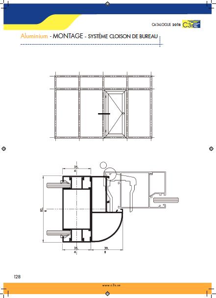 Système Cloison de Bureau page 5 Image