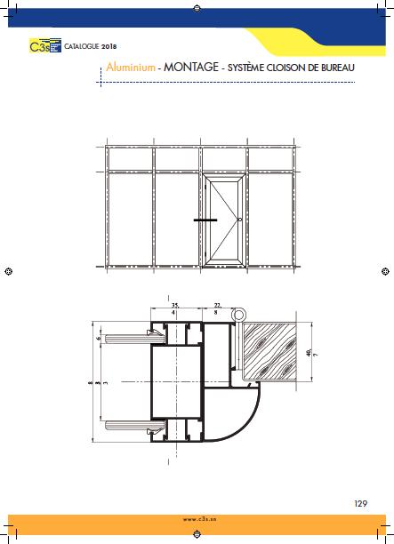 Système Cloison de Bureau page 6 Image