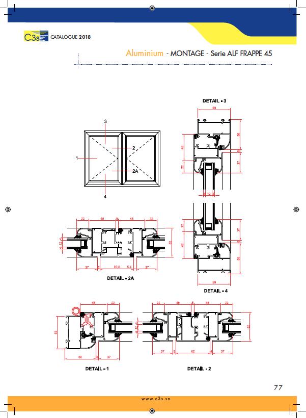 Série Frappe 45 page 3 Image