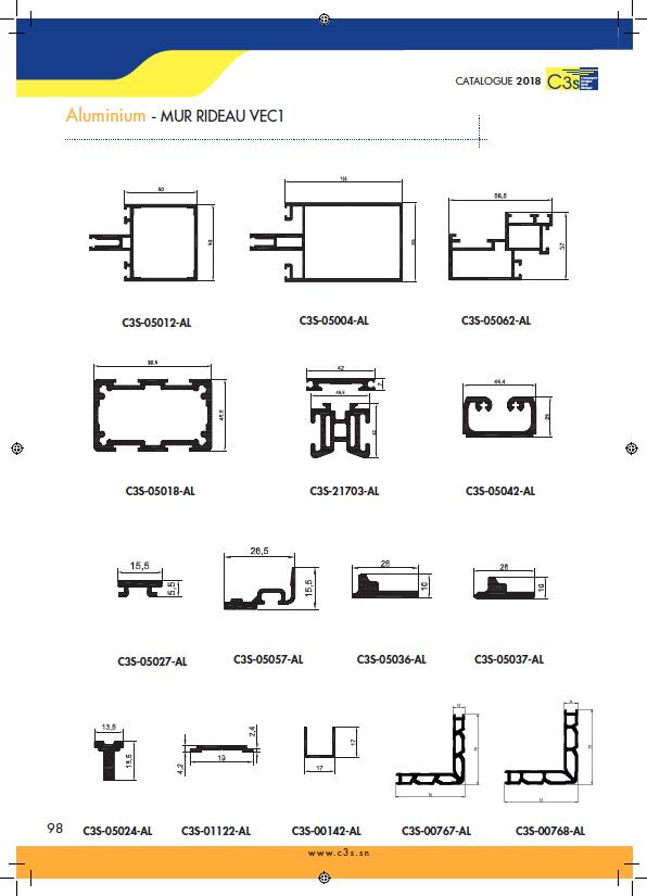 Mur Rideau vec 1 page 1 Image